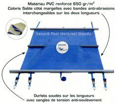 D couvrez la couverture de piscine securit pool excel plus - Ideale protection piscine ...