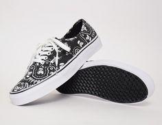 Vans Authentic Star Wars Stormtrooper Bandana  sneakers Vans Shoes eafb71b88b8
