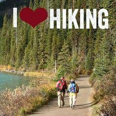 I ♥ hiking
