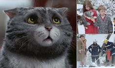 Sainsbury's resurrects lovable cat Mog for its festive Campaign