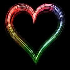 Pictures Of Neon Hearts