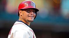 #MLB: Los Cardenales esperan otro año consistente de Yadier Molina