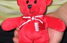 Bahrain Red Beanie Teddy BearBuy Now$10.00
