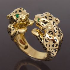 of bejeweled opulent jaguar com ring cnn cartier allure panthere s legacy article the style index panther