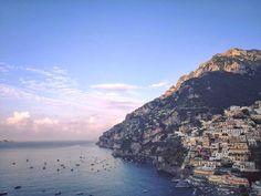 How to get to Positano, Amalfi Coast, Italy