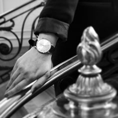 Making an entrance ............. #authentic #elegant #timeless #timepiece #craftedwithpurpose #minuteazimut #blackandwhite #instawatch #dapper #gentleman #manners #instamood #time #classy #women #preppy #watches #lady #pickoftheday