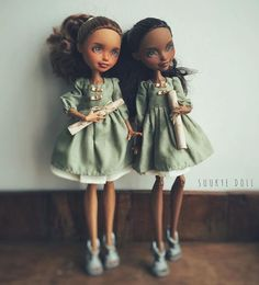 Custom EAH Dolls