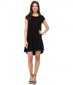 Karen Kane - Maggie Trapeze Dress (Black) Women's Dress