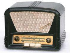 Радиоприёмник Воронеж - внешний вид