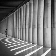 walking in the shadows by .Vulture Labs on 500px