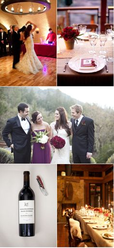More details from the Calistoga Ranch wedding - Jesse Leake photography