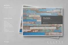 Portfolio or Album by TypoEdition on @creativemarket