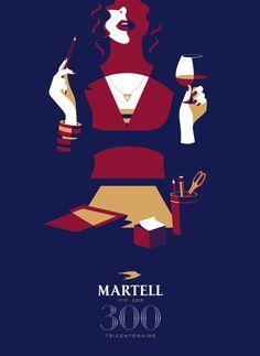 Martell300 —  Malika Favre