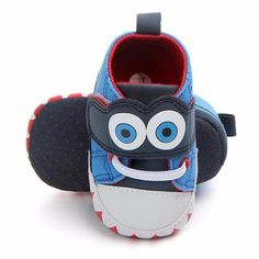 Newborn Spring Baby Shoes Cartoon Animal Cute Canvas Baby Girls Shoes First Walkers Fashion Fight Color Baby Boy Shoes Soft Baby Shoes, Baby Boy Shoes, Kid Shoes, Cobalt Blue Shoes, Light Blue Shoes, Toddler Girl Shoes, Toddler Girl Outfits, Blue Shoes Outfit, Cute Casual Shoes