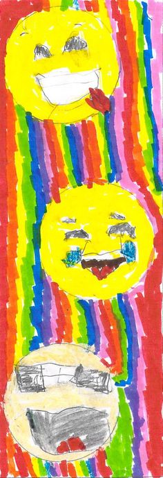 """""""Faces"""" by Braxton P. 