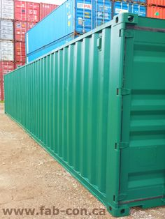 Want your new custom container? Call us today! Fabricated Container Systems  Office. 289.270.2952  Fax. 905.364.5329  E-mail: Sales@fab-con.ca