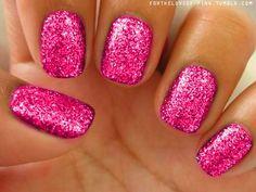 Pink & glitter !!!
