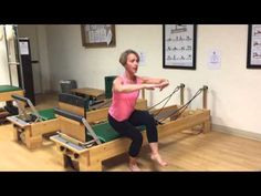 I want to finish off the month of Leg Work strong by ending with this Pilates Jumpboard video. The Jumpboard is designed to be able to do jumping (plyometric) exercises … Cardio Pilates, Pilates Workout Videos, Pilates Reformer Exercises, Gym Workouts, Hiit, 10 Min Workout, Plyometric Workout, Plyometrics, Pilates Instructor
