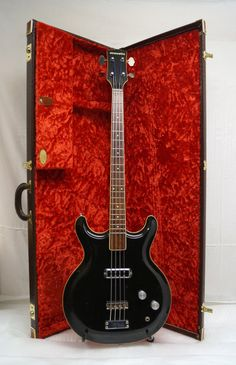 Acoustic Black Widow Bass Black | Reverb