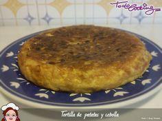La mejor tortilla de patatas!!