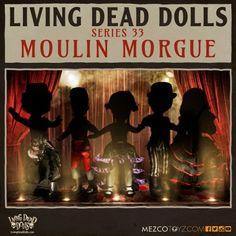 Afbeeldingsresultaat voor mezco living dead dolls