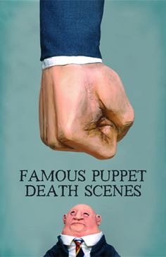 'Famous Puppet Death Scenes' Comes to Woolly Mammoth Theatre – Tickets, Dates and More Here! http://www.entertainmentordie.com/2014/11/famous-puppet-death-scenes-comes-to-woolly-mammoth-theatre-tickets-dates-and-more-here/