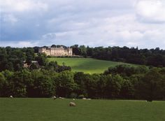 Harewood House was designed to sit within the landscape. A place where landscape and architecture co-exist.