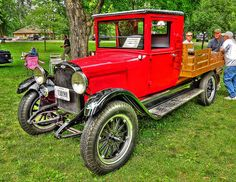 1924 Chevrolet Truck | Flickr - Photo Sharing!