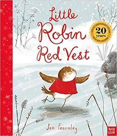 Buy Little Robin Red Vest by Jan Fearnley at Mighty Ape NZ. One frosty evening, a week before Christmas, Little Robin washes and irons seven warm vests for the chilly nights to come. As the days go by, he comes. Best Kids Christmas Gifts, Top Christmas Toys, Days Before Christmas, Christmas Books, Christmas Eve, Order Of The Day, Red Vest, Jumping For Joy, Free Kindle Books