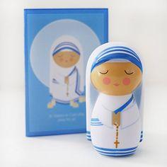 St. Teresa of Calcutta (Mother Teresa) collectible vinyl ... https://www.amazon.com/dp/B01KI39HKM/ref=cm_sw_r_pi_dp_x_upOfybKX3D5SQ