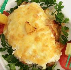 Очень вкусные отбивные с ананасом готовим в духовке!!! Легко, бысро, очень вкусно и изысканно!.