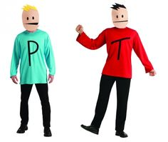 Adult South Park Terrance and/or Phillip Costumes  The South Park Terrance and Phillip show is a real gas... have you ever given it a watch? We love the episode where they head to Uranus to investigate the gaseous layer of the planet but the alien just keeps butting in and ruining the whole thing. Hilarious! Of course, fart humor is a staple of any episode, and it does not disappoint.  Now you can become one of South Park's most foul mouthed and foul smelling characters with either of these…