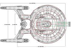 Star Wars Ship Schematics | Specs of the Enterprise NX-01 from Enterprise