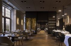 Rijksmuseum – Rijks restaurant - BigBrands