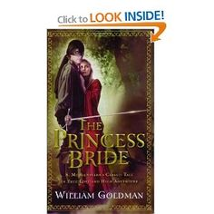 The Princess Bride :: William Goldman. Yes the movie is a classic.  But if you've never read the book, I highly suggest it.