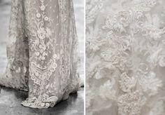 Exquisite Fabrics Found / Wedding Style Inspiration / LANE