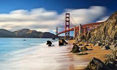 San Francisco, Baker Beach