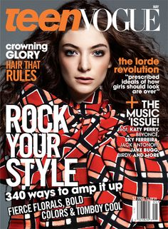 Cover Star Lorde Opens up About Everything: Overnight Success, Juggling Fame, and Being a Real-Girl Role Model