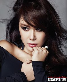 Kpop's veteran divas, Lee Hyori and Uhm Jung Hwa, each have a project to promote and will be gracing the June pages of Cosmopolitan Korea. This month, Lee Hyori has a new album out, the media… Female Actresses, Korean Actresses, Uhm Jung Hwa, Lee Hyori, Ga In, Cosmopolitan Magazine, Music Labels, Girls Out, Michael Jackson