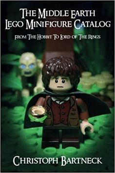 The Middle Earth LEGO Minifigure Catalog: From The Hobbit To Lord of The Rings: Christoph Bartneck PhD: 9781535193429: Amazon.com: Books, $15.00 Paperback