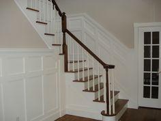 Foyer-amazing woodwork