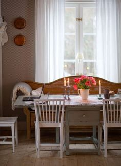 Decor, Swedish Interiors, Interior, Country Interior, Scandinavian Home, Home Decor, House Interior, Interior Design, Chic Home Decor