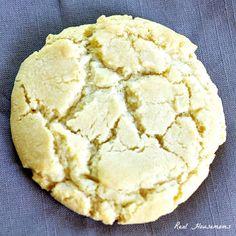 Lime Sugar Cookies | Real Housemoms
