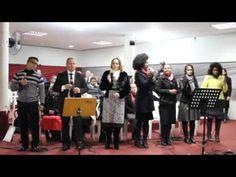 Vocal Shekinah em IPDA  Curitiba Hino: Regresso - Cantora Cristina Santana!