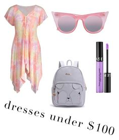 """""""Summer Pastels"""" by toricut16 ❤ liked on Polyvore featuring Jil Sander, Kendall + Kylie, Le Specs, Zimmermann, Chanel and Sephora Collection"""