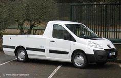 Peugeot Expert Pick-up Procar