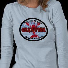 Crawfish Water Meter Tee Shirts