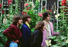Flashback — beatlefour: Mad Day Out, 1968