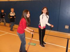 Resistance Bans Great ideas / fun facts to share Georgetown's Physical Education Blog -