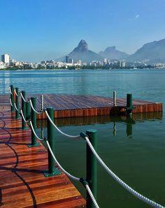 Lagoa, RIO DE JANEIRO - BRAZIL!
